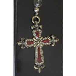 Bookmark with antique looking cross