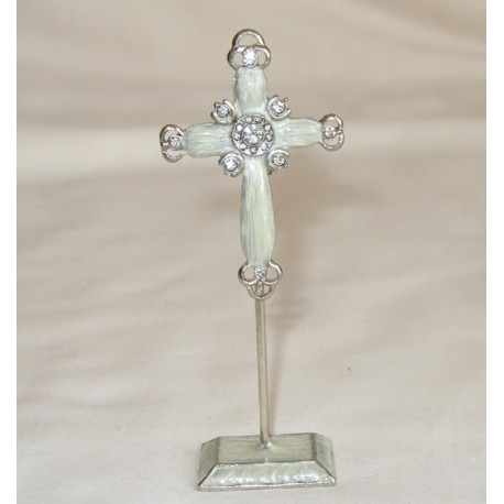 Place card holder cross